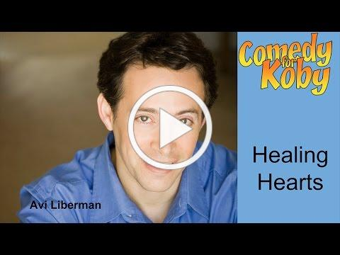 Artists Corner: Comic Avi Liberman helps heal lives with Comedy for Koby