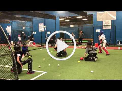 Catcher Drill