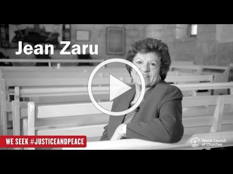 """12 Faces of Hope - Jean Zaru: """"Love and peace will prevail"""""""