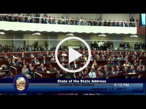 2017 NV State of the State Address