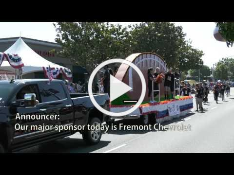 CSD Marches in Fremont's 4th of July Parade