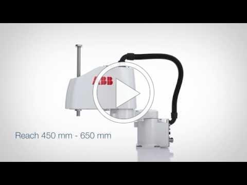ABB Robotics Selective Compliance Articulated Robot Arm, SCARA