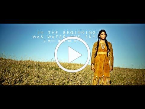 In the Beginning was Water and Sky Trailer