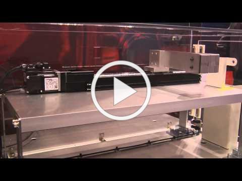 Mitsubishi Electric MR-J4 Vibration Demo.mov