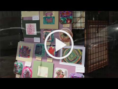 Art Exhibit at the Brunswick Stewido - May 2017