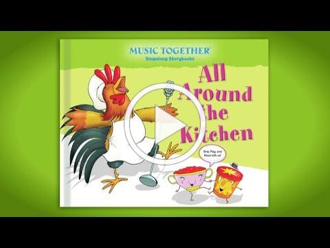 All Around the Kitchen Singalong Storybook Trailer