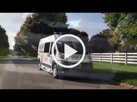Wagn Tails Ultra Groom Van