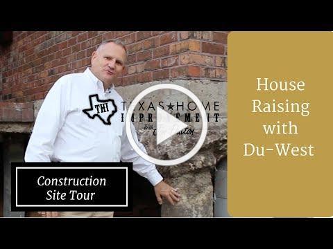 Construction Site Tour - House Raising with Du-West
