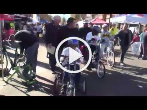 UCPIE Adaptive Bikes Program