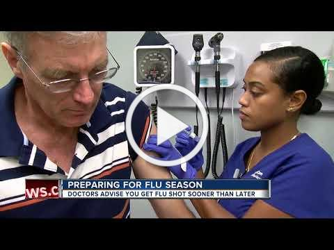 Flu Season: When is the best time to get a Flu shot?