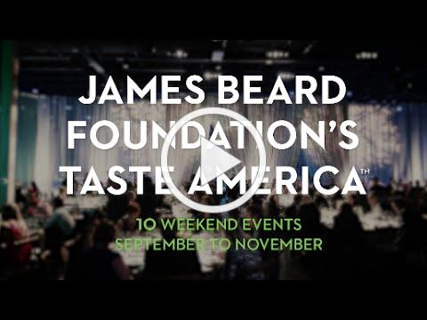 James Beard Foundation's Taste America®