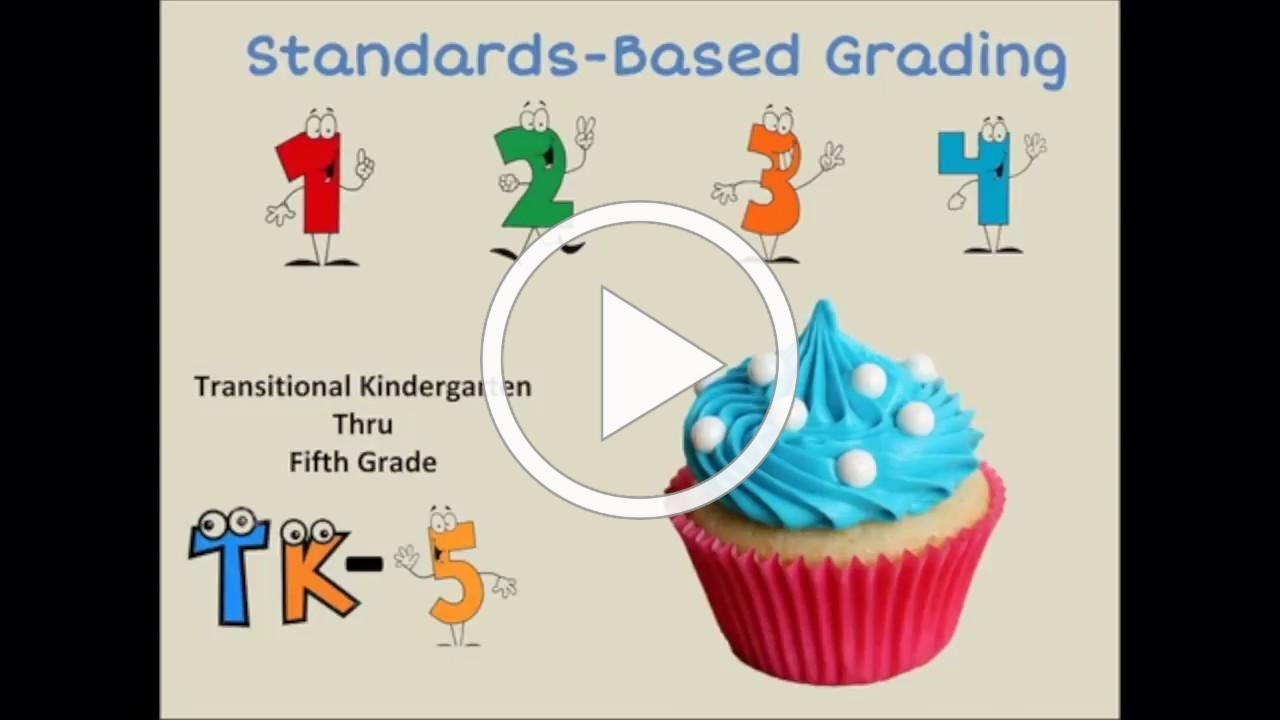 Standards Based Learning An Overview