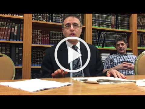 Morris Arking Laws and Syrian Customs of Pesah April 4, 2017 (Short Version)