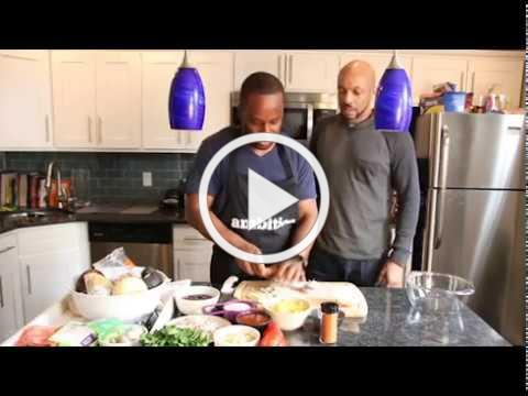 Cooking with Chris Featuring Celebrity Chef Jay Jackson