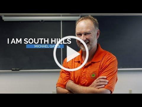 I am South Hills - Michael Gates