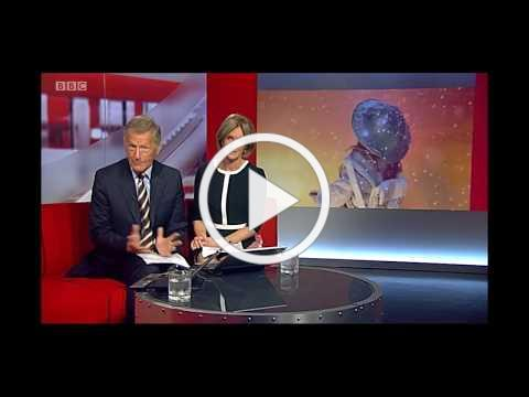 A War to End No Wars - BBC LOOK EAST News Coverage - 08-08-2017
