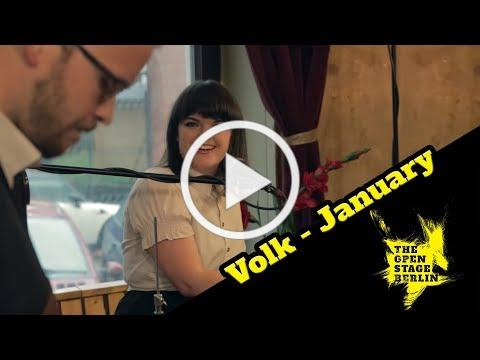 Volk - January -The Open Stage Berlin