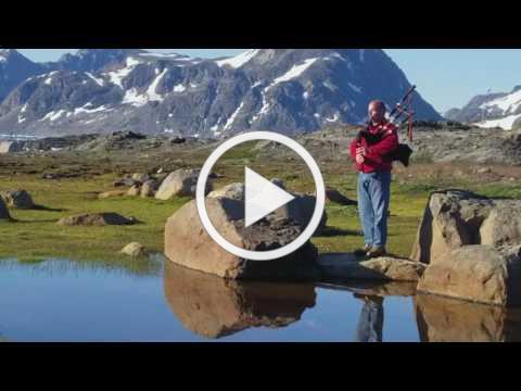 Marines' Hymn in Greenland