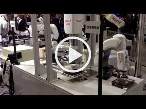Tablet Assembly by Nachi EZ03 & MZ04 Models