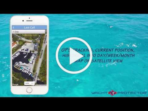 FREE LIVE DEMO | Yacht Protector App | Username: yacht / Password: demo