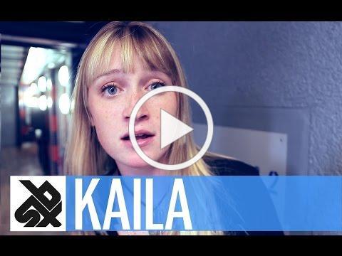 KAILA MULLADY | Female Beatbox World Champion 2015