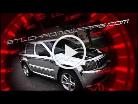 Chrome Vinyl Vehicle Car Wraps - STLChromeWraps.com - Presented by VINYL IMAGES