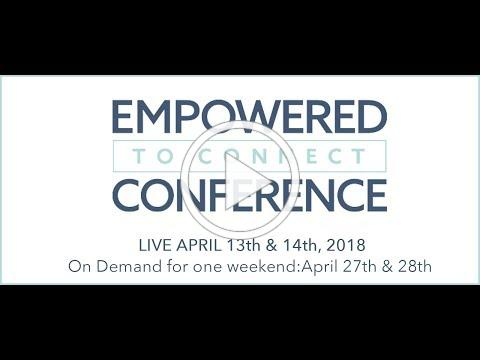 The Empowered To Connect Simulcast