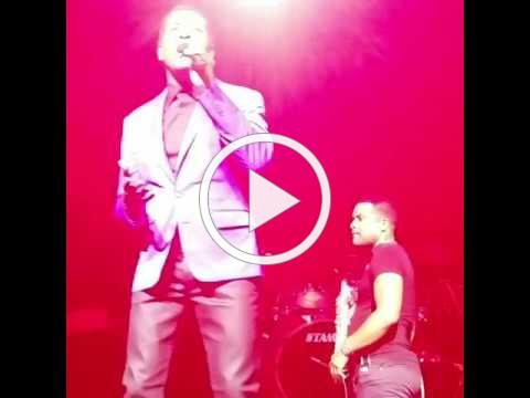 "Kenny ""Babyface"" Edmonds singing My My My"