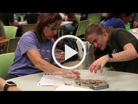 Workshop launches Water Education Leaders for Secondary Science program