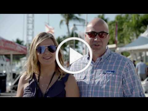 Sea Ray Yacht Expo 2016
