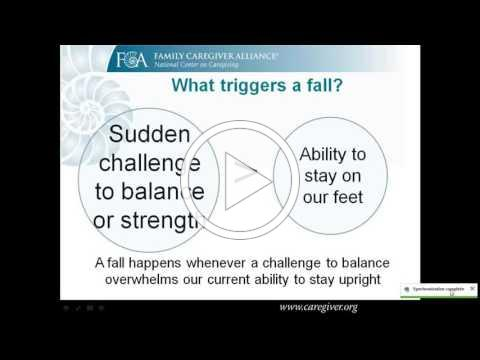 How to Prevent Falls in Aging Adults