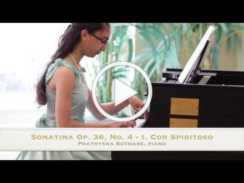 2016-06-12 CMS Gala Recital Highlights