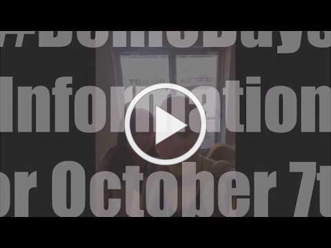 #DemoDays Information