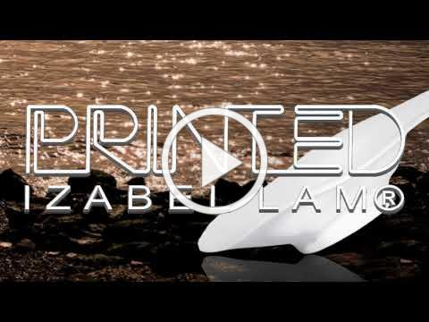 PRINTED - A NEW 3D PRINT COLLECTION FROM IZABEL LAM