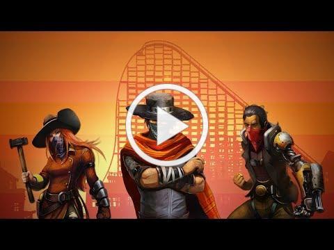 Steel Vengeance - Official Trailer