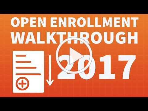 Open Enrollment 2017 - Healthcare.gov Walkthrough w/ Brynne & Ryan
