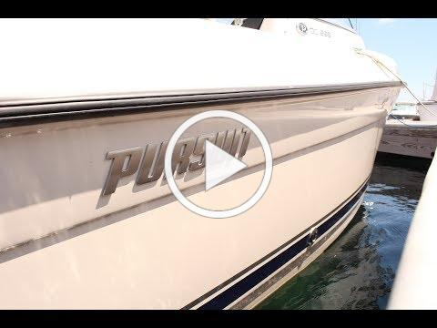 2012 23' Pursuit DC235 Walkthrough
