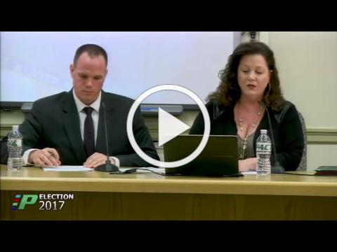 #Plymouth Candidate Forum - Board of Selectmen - May 4 2017 - PACTV