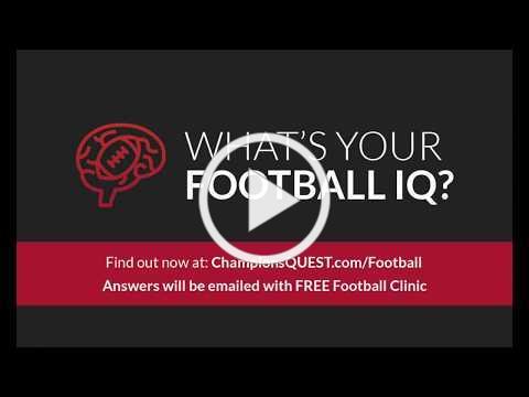 Football IQ Series Intro