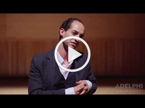 A Life Transformed at Adelphi: Oswaldo Machado's Story