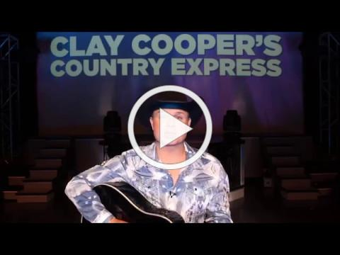 Well Wishes from Clay Cooper!