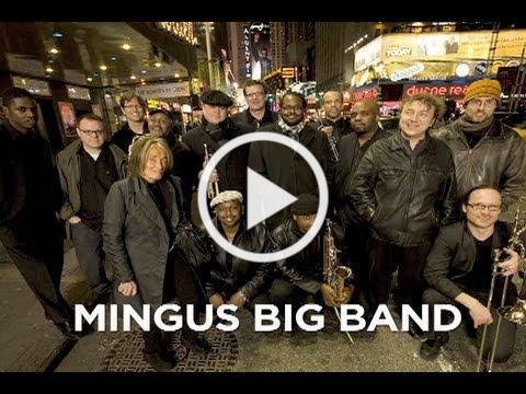 Mingus Big Band Promotional Video