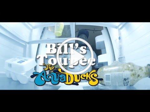 The Aquaducks - Bill's Toupee