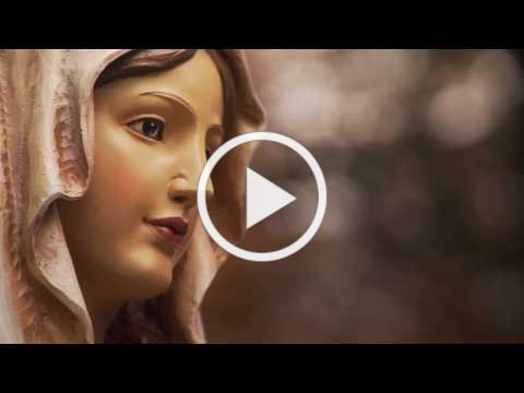 Notre Dame Marian Procession & May Crowning 2016