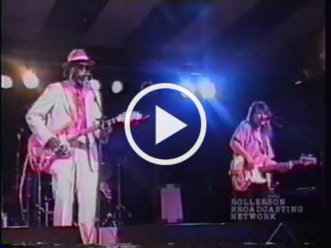 DC Minner w/Selby & Blues on the Move - MayFest 1995-