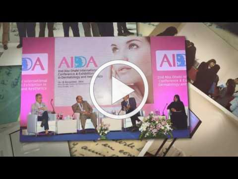 Highlights of 2nd AIDA Abu Dhabi International Conference in Dermatology and Aesthetics 2016
