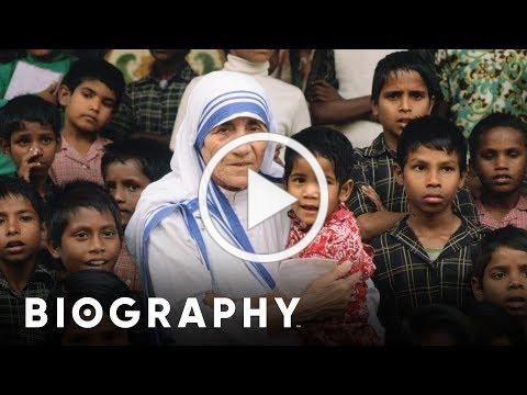 Mini Bio: Mother Teresa