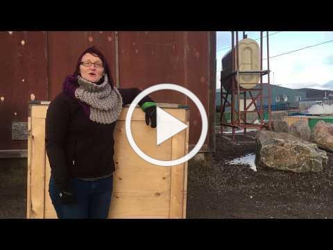 Thank you - Niqinik Nuatsivik Nunavut Food Bank