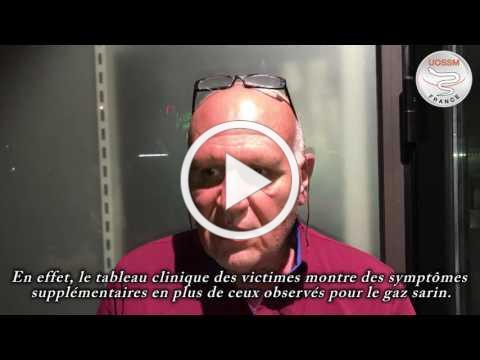 Interview Dr Mourad Maher Directeur de l'hôpital de Khan Cheikhoun