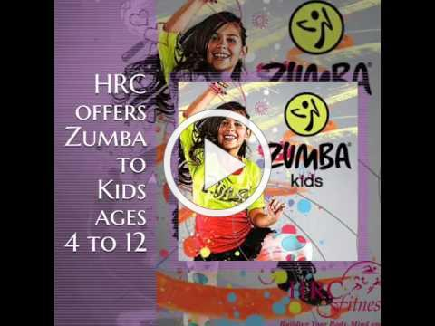 Zumba Kids at HRC Fitness